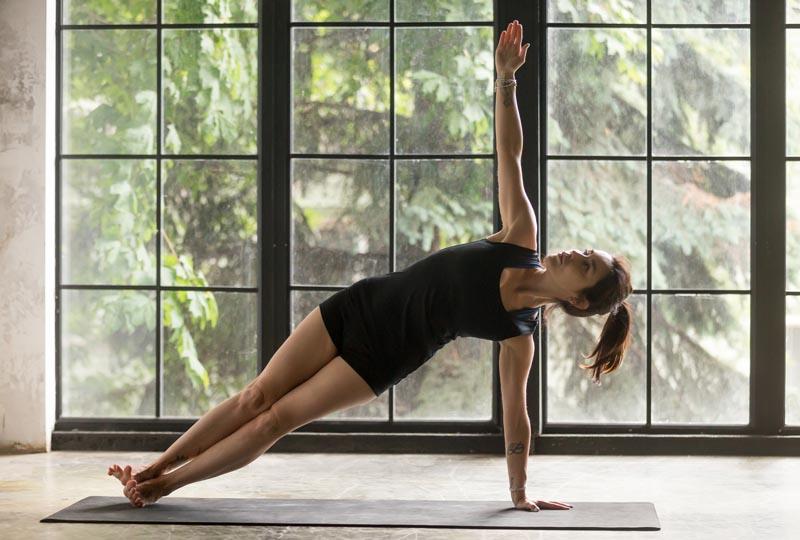 Confidence Building Poses Swara Yoga School